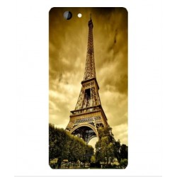 Coque Protection Tour Eiffel Pour Wiko Highway Signs