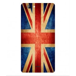 Coque Vintage UK Pour Wiko Highway Signs