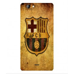 Coque FC Barcelone Pour Wiko Highway Signs