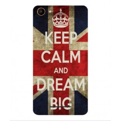 Wiko K-Kool Keep Calm And Dream Big Cover