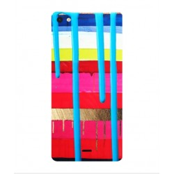 Wiko Highway Pure Brushstrokes Cover