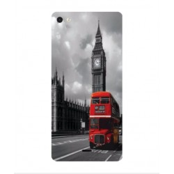 Wiko Highway Pure London Style Cover