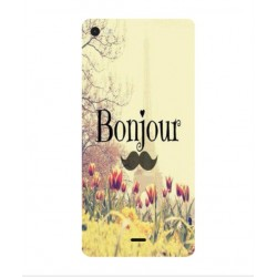 Wiko Highway Pure Hello Paris Cover