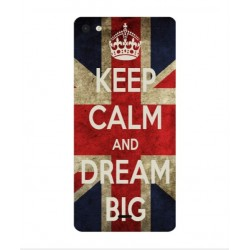 Wiko Highway Pure Keep Calm And Dream Big Cover