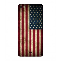 Coque Vintage America Pour Wiko Highway Pure