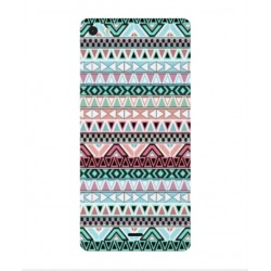 Wiko Highway Pure Mexican Embroidery Cover