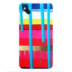Wiko Sunset 2 Brushstrokes Cover