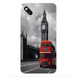 Wiko Sunset 2 London Style Cover