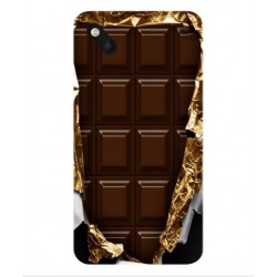 Coque I Love Chocolate Pour Wiko Sunset 2