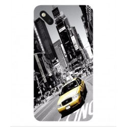 Coque New York Pour Wiko Sunset 2