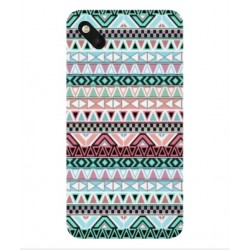 Coque Broderie Mexicaine Pour Wiko Sunset 2