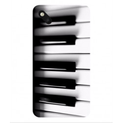 Coque Piano Pour Wiko Sunset 2