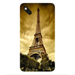 Wiko Sunset 2 Eiffel Tower Case