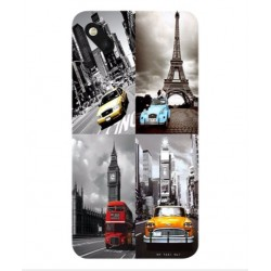 Wiko Sunset 2 Best Vintage Cover
