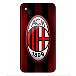 Wiko Sunset 2 AC Milan Cover