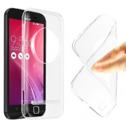Asus Zenfone Zoom ZX551ML Silikon Case - Transparent