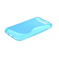 Blue Silicone Protective Case BlackBerry Classic