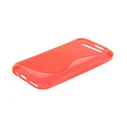 Red Silicone Protective Case BlackBerry Classic