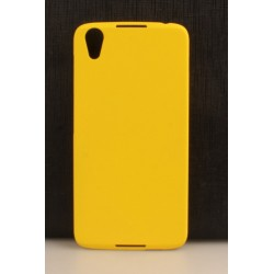 Coque De Protection Rigide Pour BlackBerry DTEK50 - Jaune