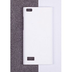 BlackBerry Leap White Hard Case