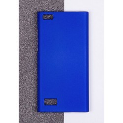 BlackBerry Leap Blue Hard Case
