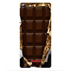 Coque I Love Chocolate Pour Wiko Selfy 4G Rubby