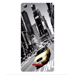 Coque New York Pour Wiko Selfy 4G Rubby
