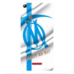 Coque Marseille Pour Wiko Selfy 4G Rubby