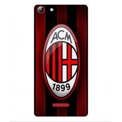 Coque AC Milan Pour Wiko Selfy 4G Rubby