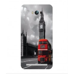 Asus Zenfone Max ZC550KL (2016) London Style Cover