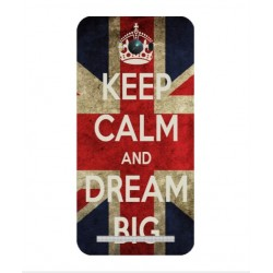 Asus Zenfone Max ZC550KL (2016) Keep Calm And Dream Big Cover