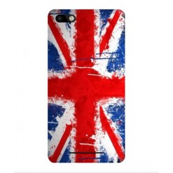 Coque UK Brush Pour Wiko Lenny 3