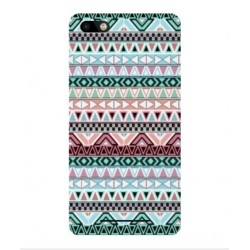 Wiko Lenny 3 Mexican Embroidery Cover