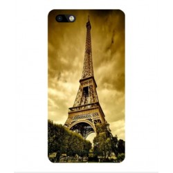 Wiko Lenny 3 Eiffel Tower Case