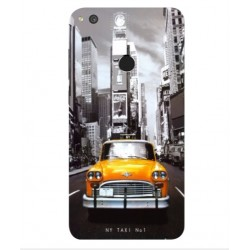 Huawei P8 Lite (2017) New York Taxi Cover