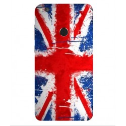 Huawei P8 Lite (2017) UK Brush Cover