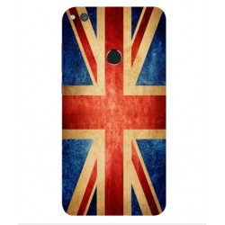 Huawei P8 Lite (2017) Vintage UK Case