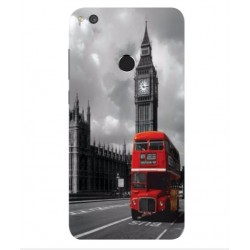 Huawei P8 Lite (2017) London Style Cover