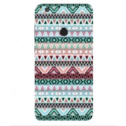 Huawei P8 Lite (2017) Mexican Embroidery Cover