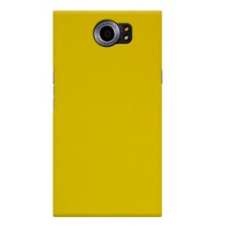 BlackBerry Priv Yellow Hard Case