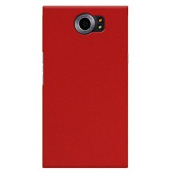 Coque De Protection Rigide Pour BlackBerry Priv - Rouge