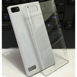 Blackberry Z3 Transparent Hard Case