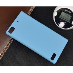 Blackberry Z3 Blue Hard Case