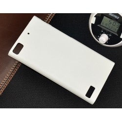 Blackberry Z3 White Hard Case