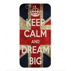 ZTE Blade A512 Keep Calm And Dream Big Cover