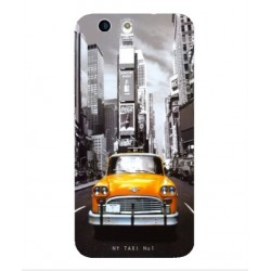 ZTE Blade A512 New York Taxi Cover