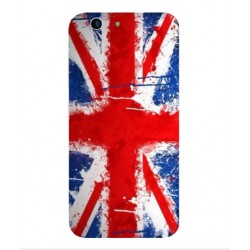 Coque UK Brush Pour ZTE Blade A512