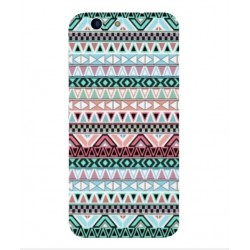 Coque Broderie Mexicaine Pour ZTE Blade A512