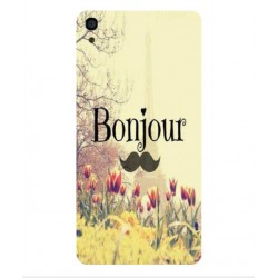 Coque Hello Paris Pour Alcatel OneTouch Idol 3 4.7