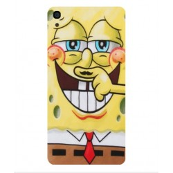 Alcatel OneTouch Idol 3 4.7 Yellow Friend Cover